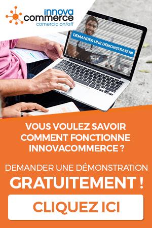 Démonstration d'InnovaCommerce