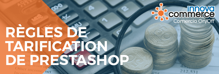 Règles de tarification de PrestaShop